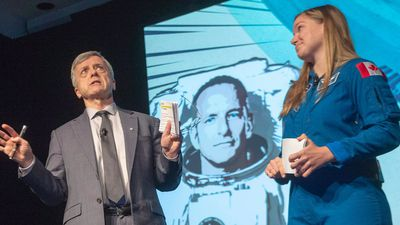 The advice Robert Thirsk gave astronaut David Saint-Jacques