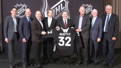 NHL approves Seattle expansion