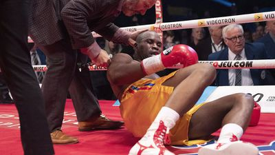 Boxer Adonis Stevenson in a stable but critical condition: Doctor