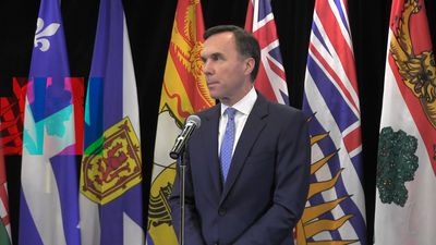 Bill Morneau says equalization program won't change until renewal