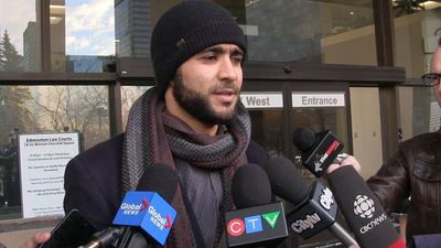 Omar Khadr says his life is 'in suspension' under bail conditions