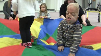 Alberta boy with rare syndrome like 'every other kid' at preschool