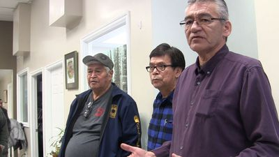 Wet'suwet'en hereditary chief on reaching agreement with RCMP