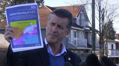 Svend Robinson on why he is attempting a political comeback