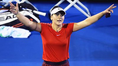 'It's been a crazy ride': Bianca Andreescu on her start to 2019