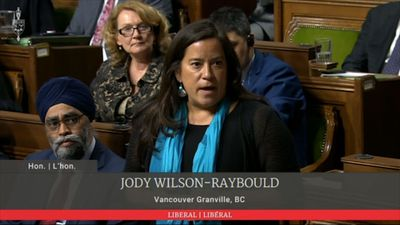 Wilson-Raybould abstains on votes involving her