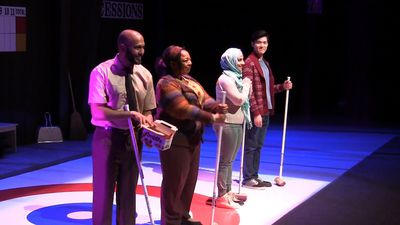 Calgary play tells a story about new Canadians attempting to fit in through curling