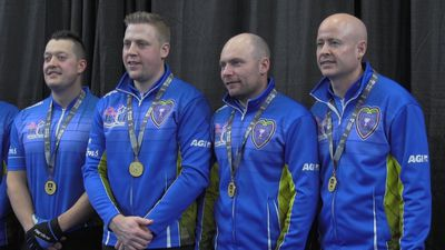 Koe back in the winner's circle at the Brier