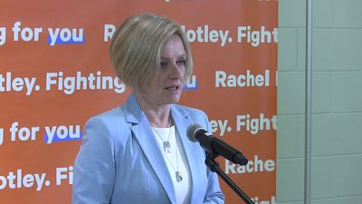"Alberta Premier Rachel Notley says latest allegations against UCP Leader Jason Kenney demonstrate ""a"