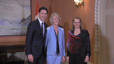 Trudeau fills void in cabinet with B.C. MP Joyce Murray