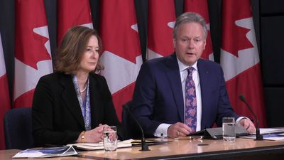 Bank of Canada holds interest rate