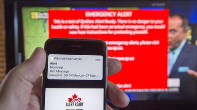 Anger at wee hours Amber Alert via cellphones shows education needed: experts
