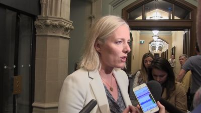 Environment minister criticizes Conservative opponents on climate change