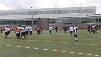 B.C. Lions kick off training camp