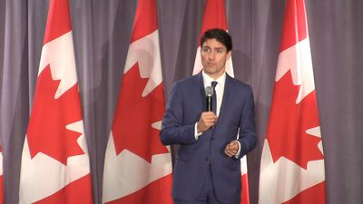 Trudeau touts economic record at Liberal fundraiser in Vancouver