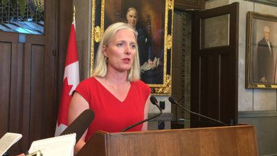McKenna says Conservative environmental system polarized the country