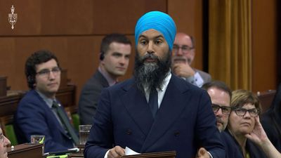 Trudeau, Singh trade partisan shots over pharmacare