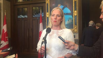 Liberals will not raise carbon price after 2022: McKenna