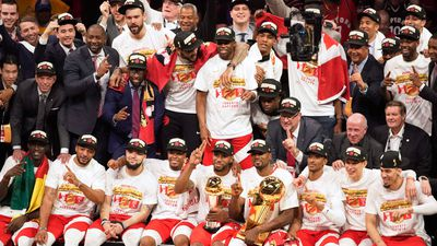 Raptors capture NBA title for first time in team's 24-year history