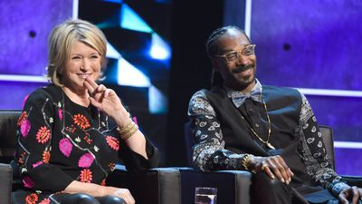 Martha Stewart offers business advice to cannabis industry leaders