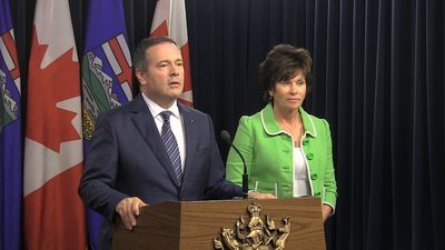 Kenney pleased with federal approval of Trans Mountain