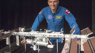 Canadian astronaut Saint-Jacques set to return after six-month space mission