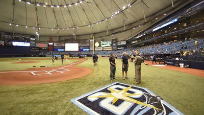 Tampa Bay Rays exploring splitting home games with Montreal