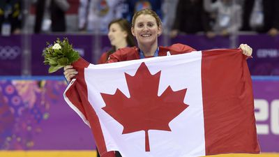 Hayley Wickenheiser one of six going into Hockey Hall of Fame