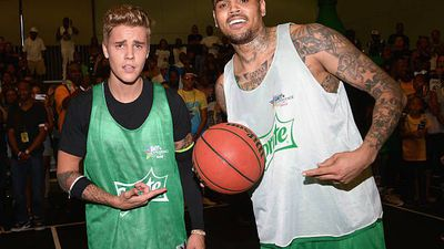 Chris Brown and Justin Bieber share new collab 'Don't Check on Me'