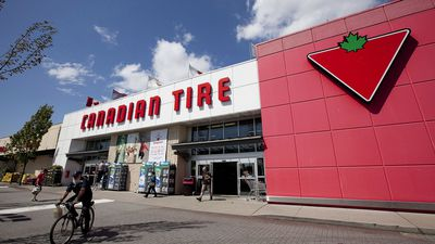 Canadian Tire buys 65-store Party City business