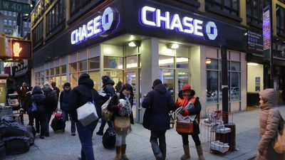Chase Bank wipes Canadian credit card debt