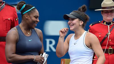 Bianca Andreescu becomes first Canadian to win the Rogers Cup in 50 years