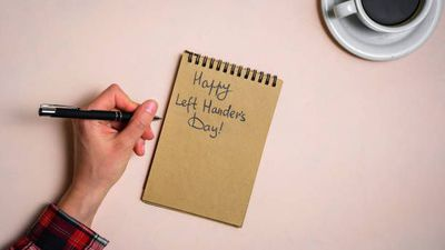 Four advantages to being left-handed (International Left-handers Day, Aug. 13)