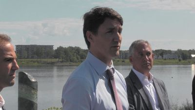 Trudeau repeats non-apology for 'standing up for jobs' in SNC-Lavalin affair