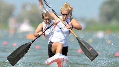 Canoeist Laurence Vincent Lapointe on positive doping test