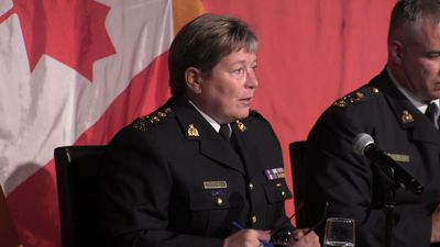 RCMP commissioner says info in FBI probe led to arrest of intelligence director