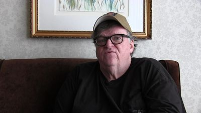 Michael Moore says it was 'crushing' to see