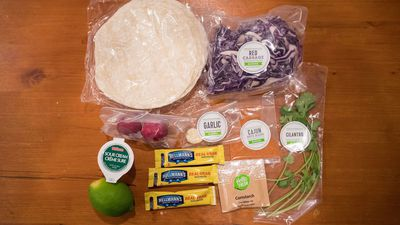 Research meal kits before making a choice