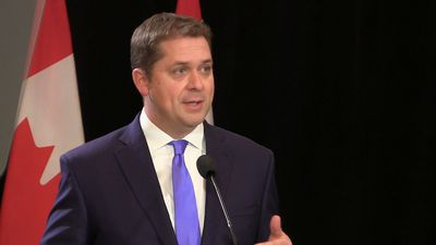 Scheer plans to remain Conservative Leader, says he hears anger of Western Canadians