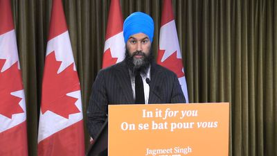 NDP will be 'constructive' in minority Parliament, Singh says