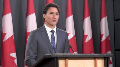 Trudeau rules out coalition, promises co-operation in minority Parliament