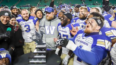 Blue Bombers Grey Cup bound