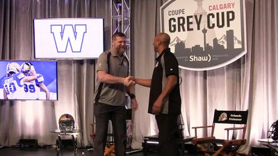 O'Shea, Steinauer meet up in Grey Cup as head coaches