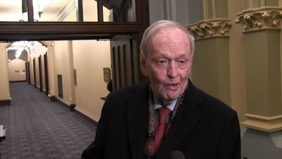 Former PM Jean Chretien on Trudeau, the West, and how nobody wants an election soon
