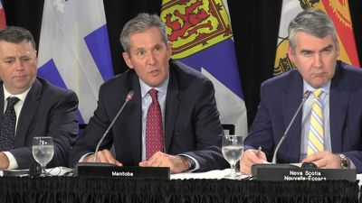 Premiers ask for more health funding, express hesitation on pharmacare
