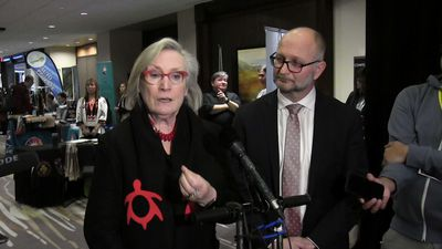 MMIW action plan coming by June: Bennett