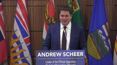 Conservative Leader Andrew Scheer puts Liberals on notice
