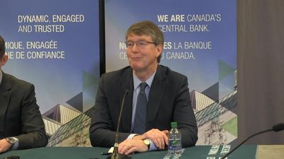 Bank of Canada deputy governor Timothy Lane talks about the idea of an 'insurance' rate cut
