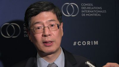 China's ambassador rejects accusations country is abusing Muslims
