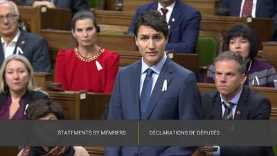 Federal leaders mark Ecole Polytechnique anniversary in House of Commons
